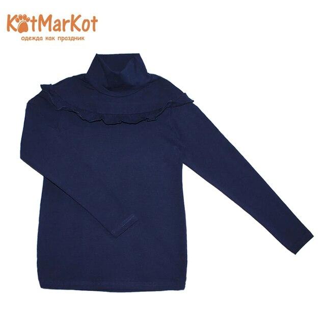 Водолазка для девочек Kotmarkot 13725