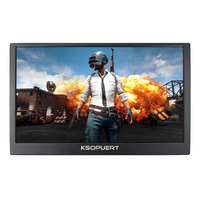 15.6 inch IPS widescreen 3840x2160 monitor 2xHDMI mini video input for Ps3 Ps4 PRO Switch Xbox360