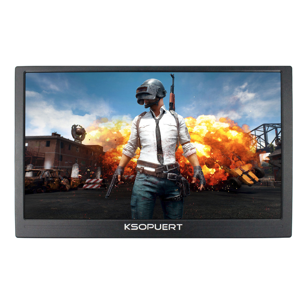 15.6 inch IPS widescreen 3840x2160 monitor 2xHDMI mini video input for Ps3 Ps4 PRO Switch Xbox36015.6 inch IPS widescreen 3840x2160 monitor 2xHDMI mini video input for Ps3 Ps4 PRO Switch Xbox360
