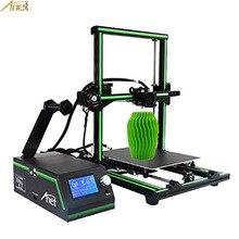 Anet собрал/полусобрал/DIY 3D принтеры обновили интеллектуальные многофункциональные 3D принтеры высокой точности скорости 40-120 мм/сек