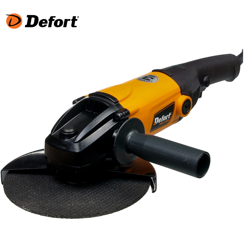 Angle grinder Defort DAG-1405N defort dag 2207