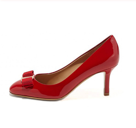 Original Intention Women Kitten Heels Round Toe Slip-on Pumps For Ladies Shoes Classic Evening Dress Party Women US Size 4-16