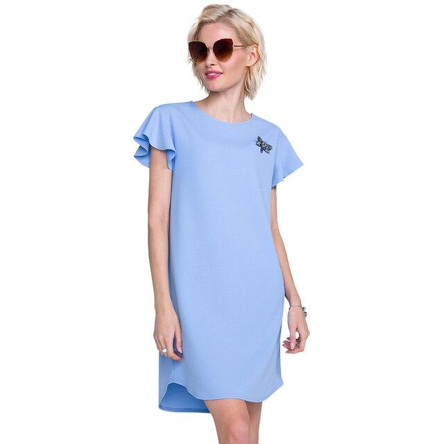 Платье Gloria Jeans лёгкое с декором женское GDR015463