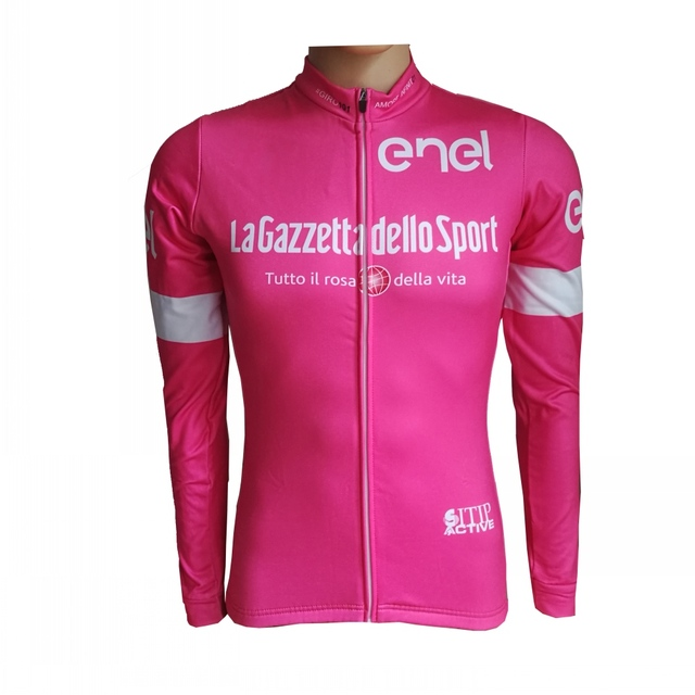 41aff921c winter fleece 2018 girode italy italia 5colors cycling jerseys long warmer bike  clothing MTB Ropa Ciclismo Bicycle maillot only