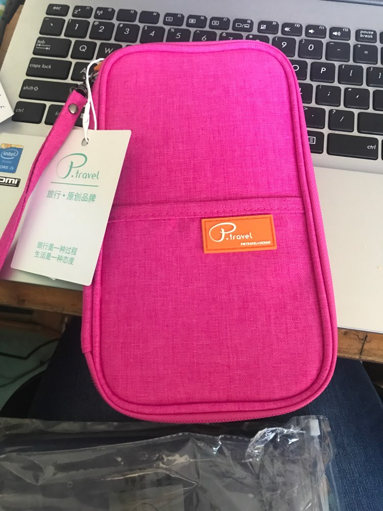 LHLYSGS Brand Women Travel Waterproof Organizer Document Credit Card Holder Passport Package Men Fashion Multi Pockets Card Pack photo review
