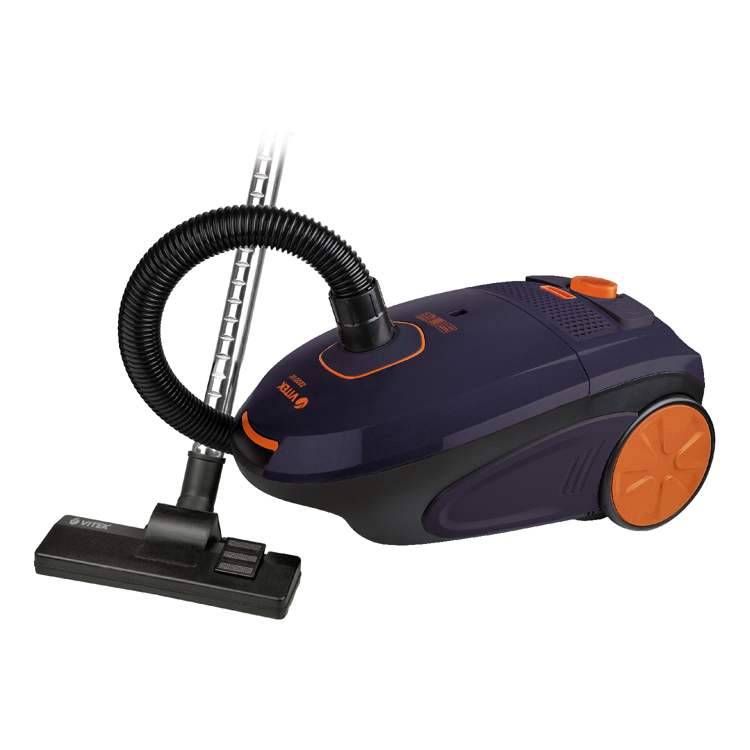 Electric vacuum cleaner Vitek VT-8106 VT vacuum cleaner vitek vt 8130 bk