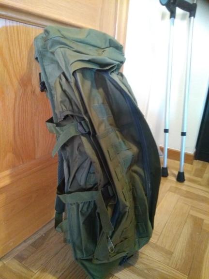 Outlife 60L Открытый Военный Рюкзак Тактический сумка для охоты съемки Кемпинг Треккинг Пеший Туризм путешествие