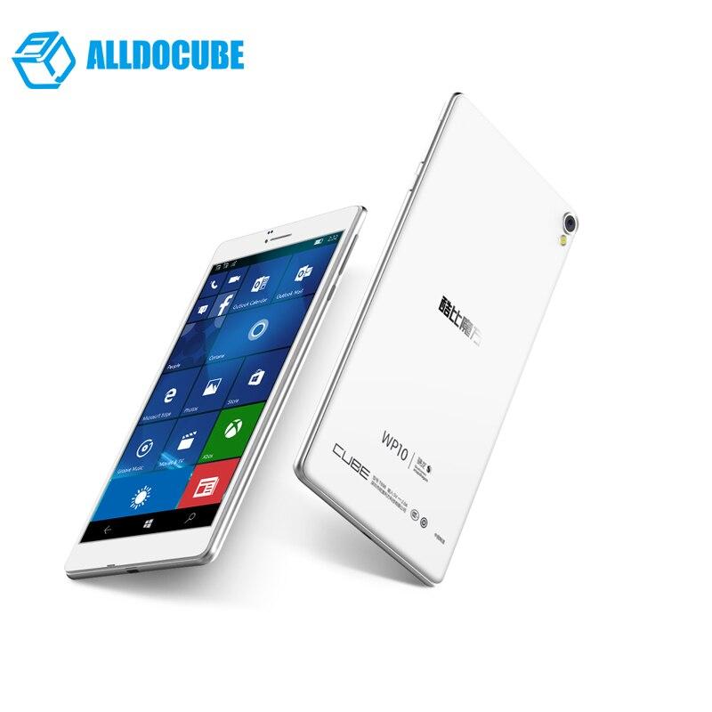 ALLDOCUBE/Cube T698 WP10 4g di Chiamata di Telefono Tablet PC 6.98 di pollice 720*1280 IPS Windows10 QualcommMSM8909 Quad core 2 gb di Ram 16 gb di Rom