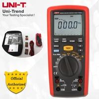 UNI T UT505A Handheld Insulation Resistance Tester; 1000V megohmmeter, true rms, Analog Bar Graph, voltage/frequency/capacitance