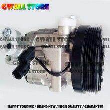 Good and New car ac compressor DKV11G for Mitsubishi Pajero IO 1.8 4G93 506221-2872 MR315497 MR315377 1999-2007