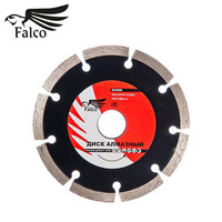 FALCO DISC DIAMOND CUTTING SEGMENTAL high quality abrasive cutting tools stone cutting discs cutting materials 2pcs/lot 664 886