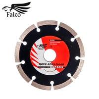 FALCO DISC DIAMOND CUTTING SEGMENTAL high quality abrasive cutting tools stone cutting discs cutting materials 2pcs/lot 664 886