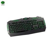 Компьютерная игровая геймерская клавиатура HARPER GKB15 BACKFIRE