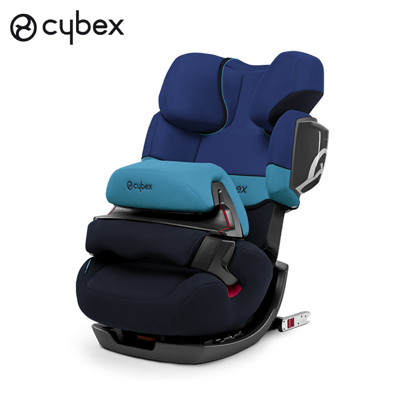 Child car safety seat Cybex Pallas 2-Fix chair Kidstravel group1/2/3