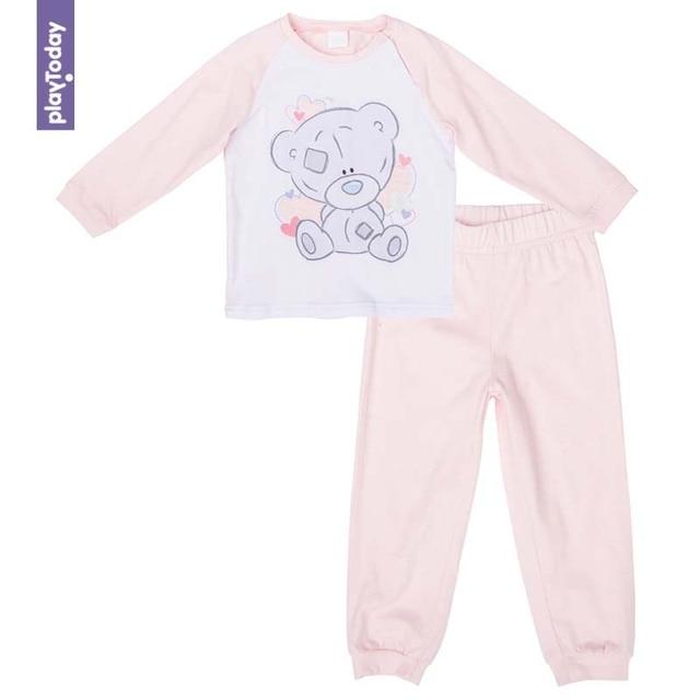 Пижама PLAYTODAY для девочек  578006