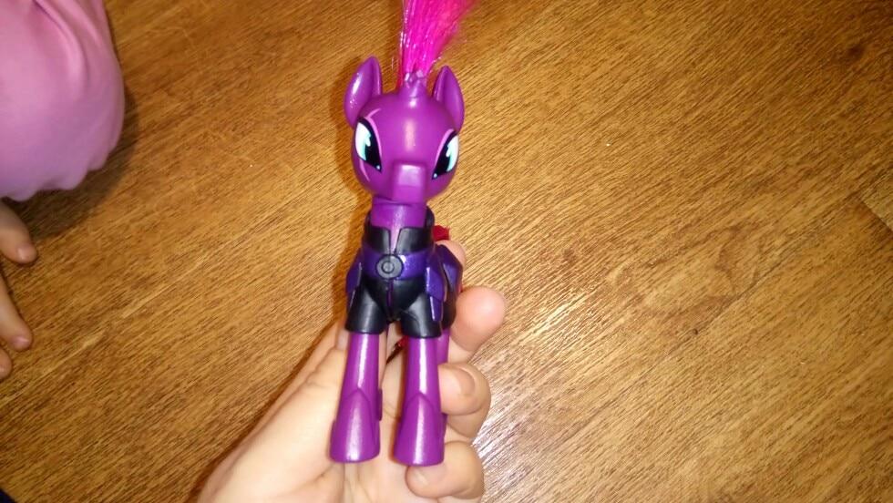 Magic Tempest Rarity Unicorn PVC Figure photo review