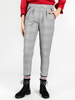 Joggers Pants plaid