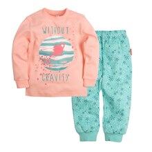 Пижама джемпер+брюки BOSSA NOVA для девочек 356p-361