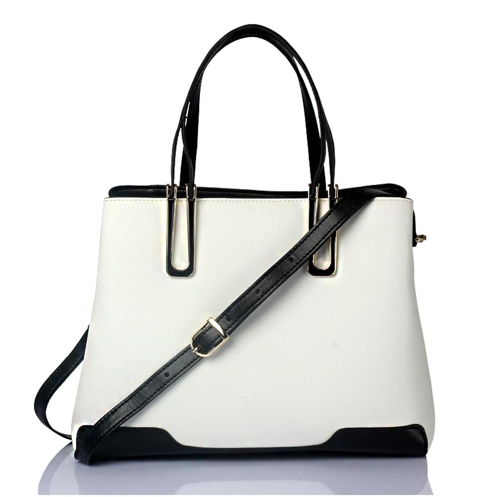 TANGSONGGUCI luxury Genuine Cow Leather handbags women white bags designer Tote High Quality Women's Messenger Bag Bolsos Mujer