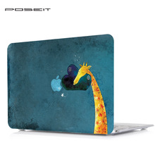 Oil painting series Painting Case For Apple Macbook Air 11 13 Pro 15 Retina 12 Touch Bar inch Colors Laptop Cover Shell