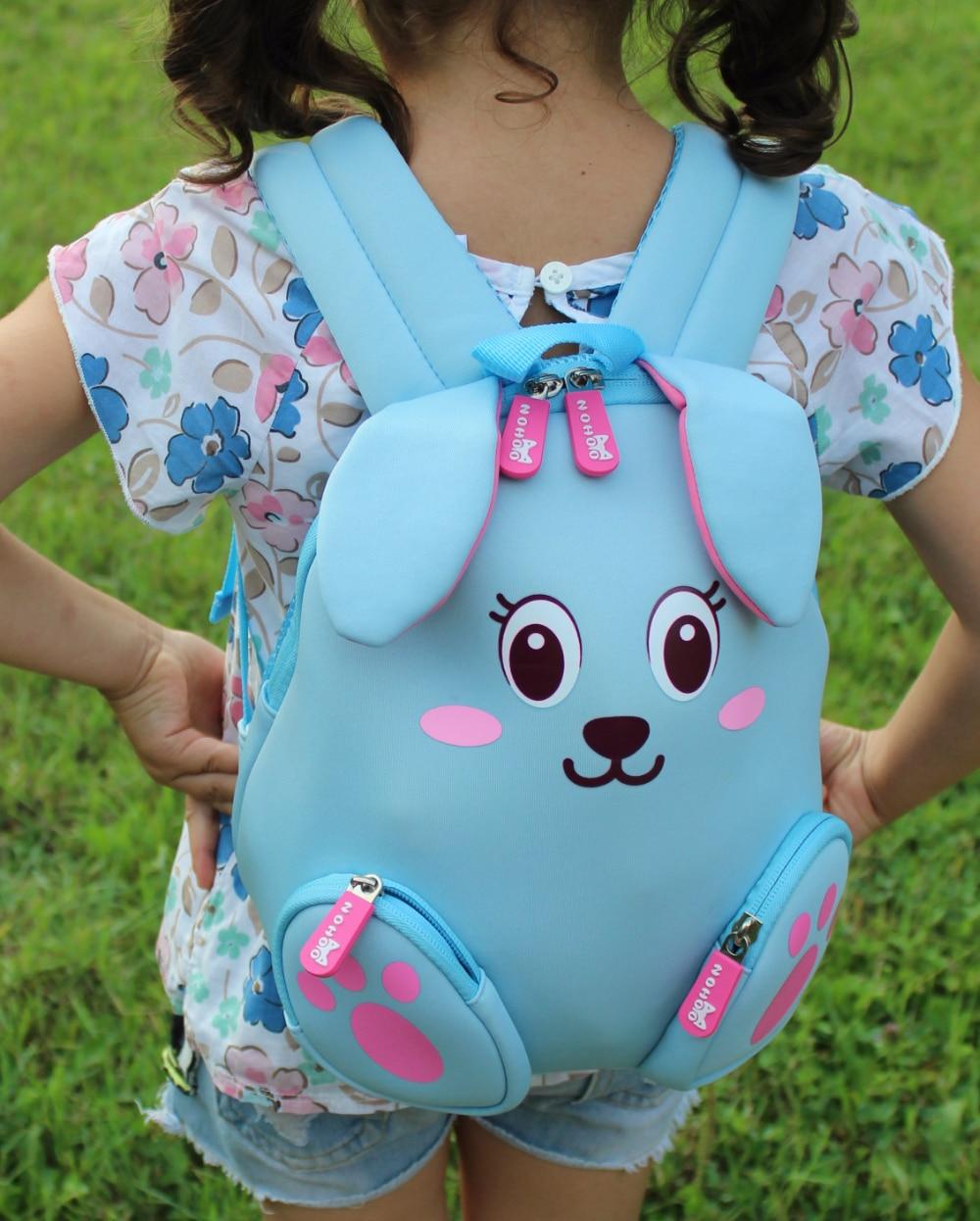Детский 3D рюкзак фирмы Nohoo с Алиэкспресс