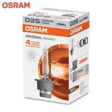 Ксеноновая лампа OSRAM ORIGINAL XENARC D2S цвет белый 48В 35Вт 4200К срок службы 3000ч (1 шт)