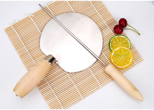 Chinese Shanxi food pasta professional tool #304 stainless steel handmade tipped noodles set tool