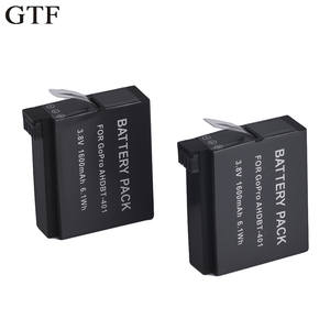 GTF ahdbt-401 ahdbt401 ahdbt 401 1600 mah rechargeable digital camera battery for