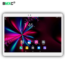 Free shipping 10.1 inch Tablet PC Octa 8 Core 4GB RAM 64GB ROM Dual SIM Cards Android 7.0 1920*1200 tablets pcs 10 10.1 +Gifts