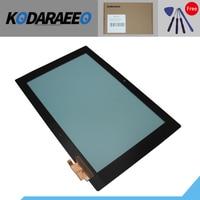 Kodaraeeo For Sony Xperia Tablet Z2 SGP511 SGP512 SGP521 SGP541 Short Flex Cable Touch Screen Digitizer