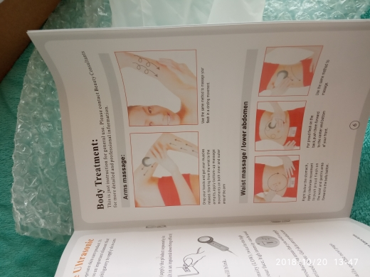 UltraSonic™ Slimming Cellulite Remover photo review