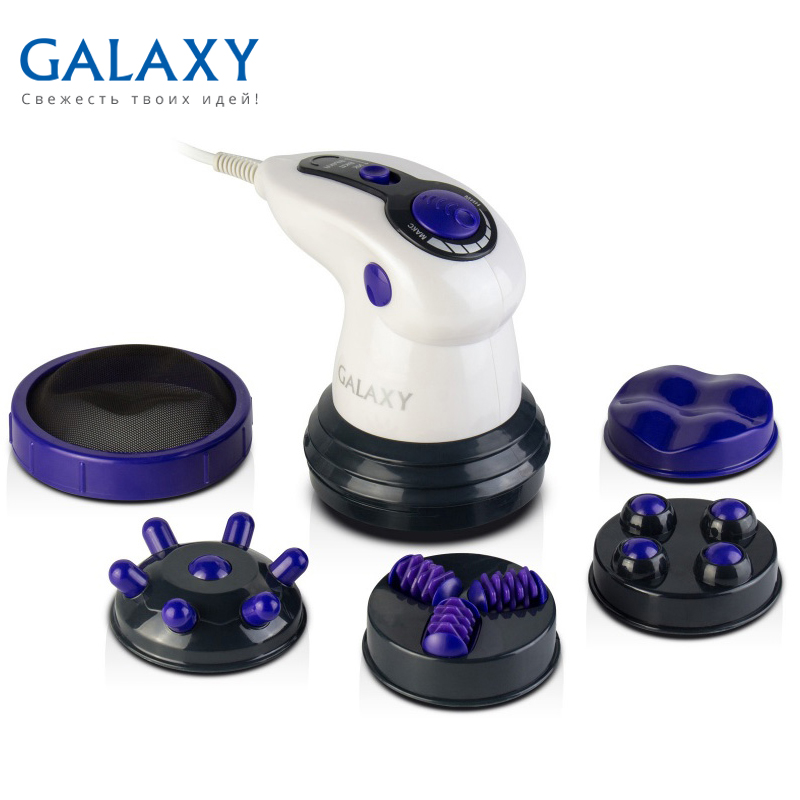 Body massager Galaxy GL 4942 slimming massager tens massager low frequency therapy equipment electronic pulse massager stimulator physical therapy machine