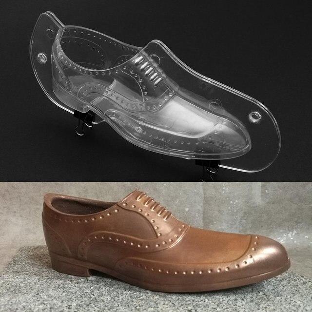 Zapatos transparentes para hombre B8jfNu