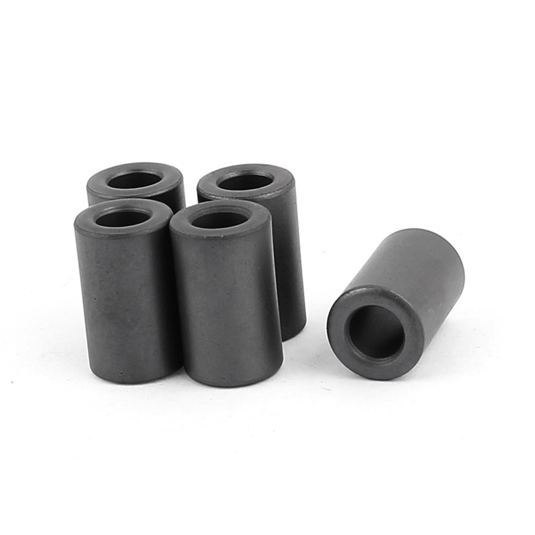 UXCELL 5Pcs M6 X 20 X 12Mm Ferrite Bead Toroid Cores For Filters Coils