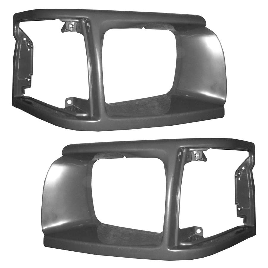 Bezels for Headlights SET fits TOYOTA HIACE 1993 1994 1995 1996 1997 1998 Cover Headlights Pair