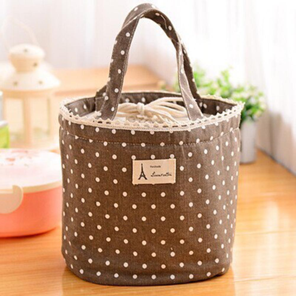 Thermal Insulated Lunch Bag Excellent Quality Container Cooler Bag Tote Pouch Lunch Container Box Bag