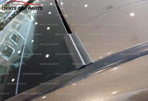 Image 5 - מגן מטה הטיה עבור רנו הדאסטר 2010 2017 של שמשה קדמית גומי הגנה אווירודינמי רכב סטיילינג כיסוי כרית אבזרים