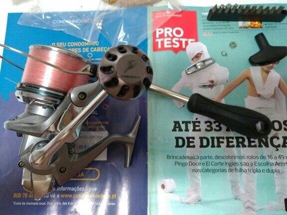 Gomexus Reel Handle Power Knob For Shimano Stradic FK C 5000 Saragosa SW Direct Daiwa BG Penn Spinfisher 1000 - 4000 Drill 38mm