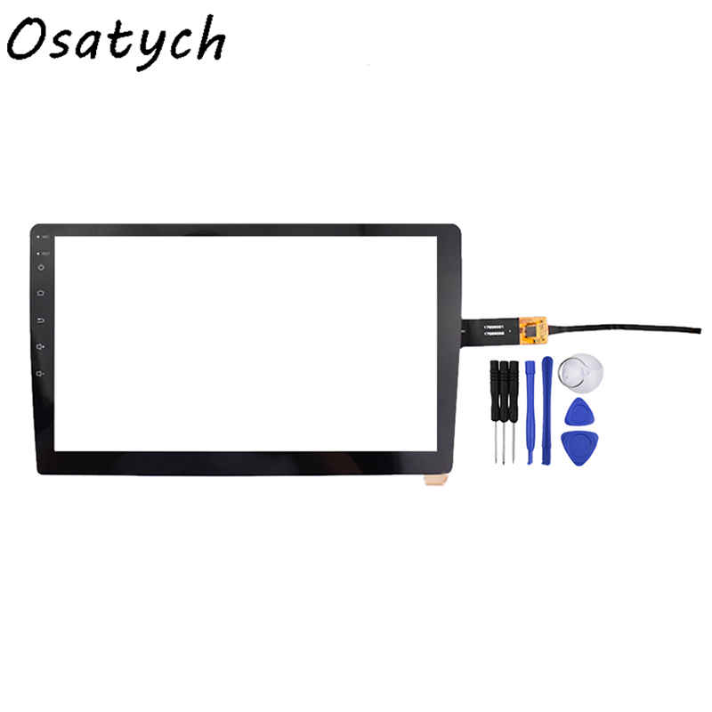 10.1Inch For Variety -252.09*146.76mm 252*146mm 252*147mm 6Wires Digitizer Glass Monitor Industrial Capacitive Touch Screen