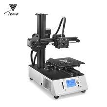 2018  TEVO Michelangelo 3D Printer Full Assembled Metal 3D Printer Kit High Precision  Impresora 3D Printing Machine