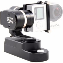 Feiyu Tech FY-WGS Black 3-Axis Wearable Gimbal Stabilizer for the GoPro Hero 4 Session DSLR Cameras стедикам feiyu fy g5