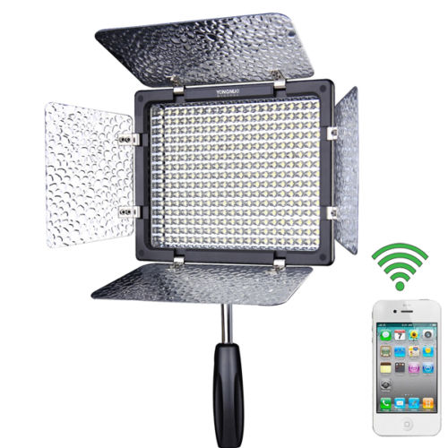 YONGNUO YN-300 III YN300III LED Camera Video Light for Canon Nikon Olympus Pentax Samsung 5500K Color Temperature Studio Cameras free shipping yongnuo yn300 iii led 5500k camera video flash light yn300 iii for dslr camera olympus app yongguo np 750 5200mah
