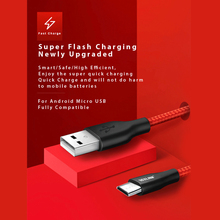 Original 5V 2A Micro USB Cable VOXLINK USB Charger Cable For Samsung/xiaomi/lenovo/huawei/HTC/Meizu Android Mobile Phone Cables