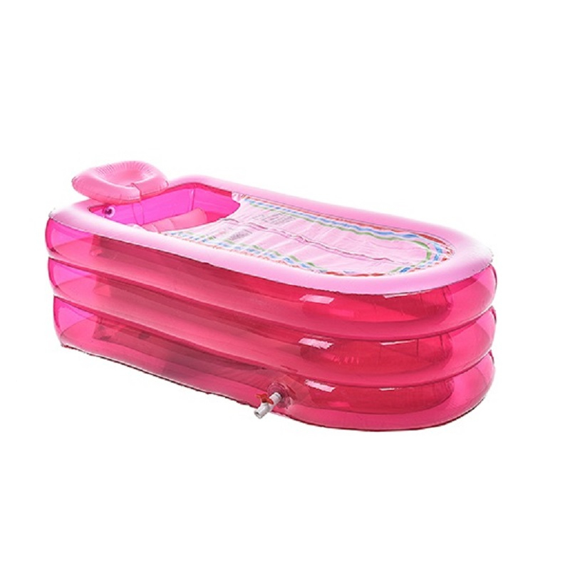 Piscina Adulto Pliable Adulte Baignoire Kids Pool Basen Ogrodowy Banheira Inflavel Bath Hot Tub Inflatable Bathtub