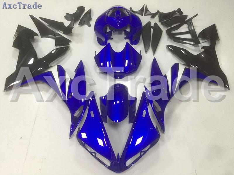 Motorcycle Fairings Kits For Yamaha YZF1000 YZF 1000 R1 YZF-R1 2004 2005 2006  04 05 06 ABS Injection Fairing Bodywork Kit B55 wotefusi black motorcycle injection mold bodywork motorcycle fairing for 2004 2005 2006 yamaha yzf1000 r1 04 05 06 3 [ck813]