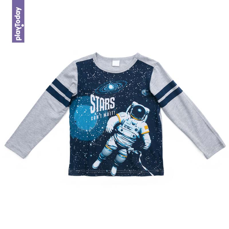 T-Shirts PLAYTODAY for boys 371169 Children clothes kids clothes р котенок и другие