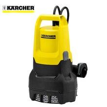 Насос погружной дренажный KARCHER SP 7 Dirt (мощность 750 Вт, производительность 15000 л/ч, переключение между ручным/автоматическим режимом, Макс. глубина погружения 7 м)