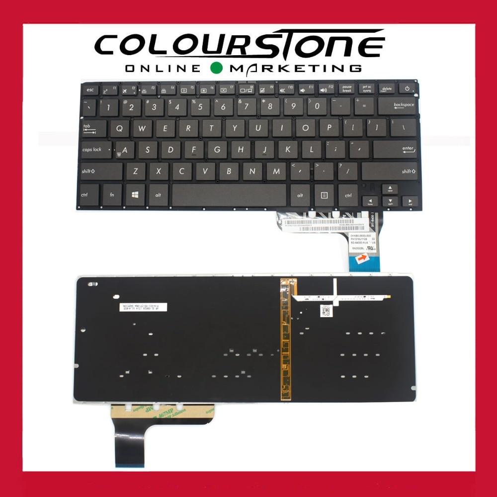 Original new backlit keyboard For Asus Zenbook UX303 UX303LB UX303LA UX303LN UX303UA laptop keyboard laptop keyboard for hp for envy 4 1014tu 4 1014tx 4 1015tu 4 1015tx 4 1018tu backlit northwest africa 692759 fp1 mp 11m6j698w