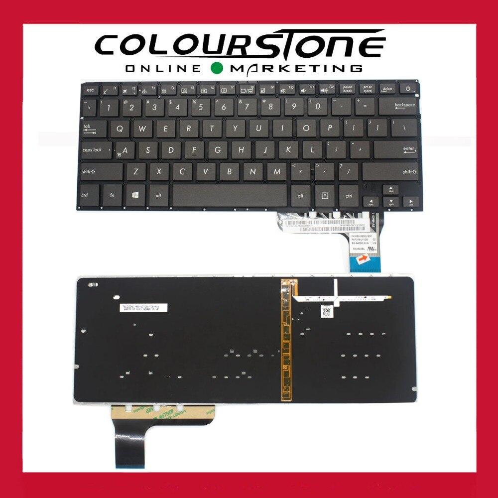 Original new backlit keyboard For Asus Zenbook UX303 UX303LB UX303LA UX303LN UX303UA laptop keyboard new laptop keyboard for asus g74 g74sx 04gn562ksp00 1 okno l81sp001 backlit sp spain us layout