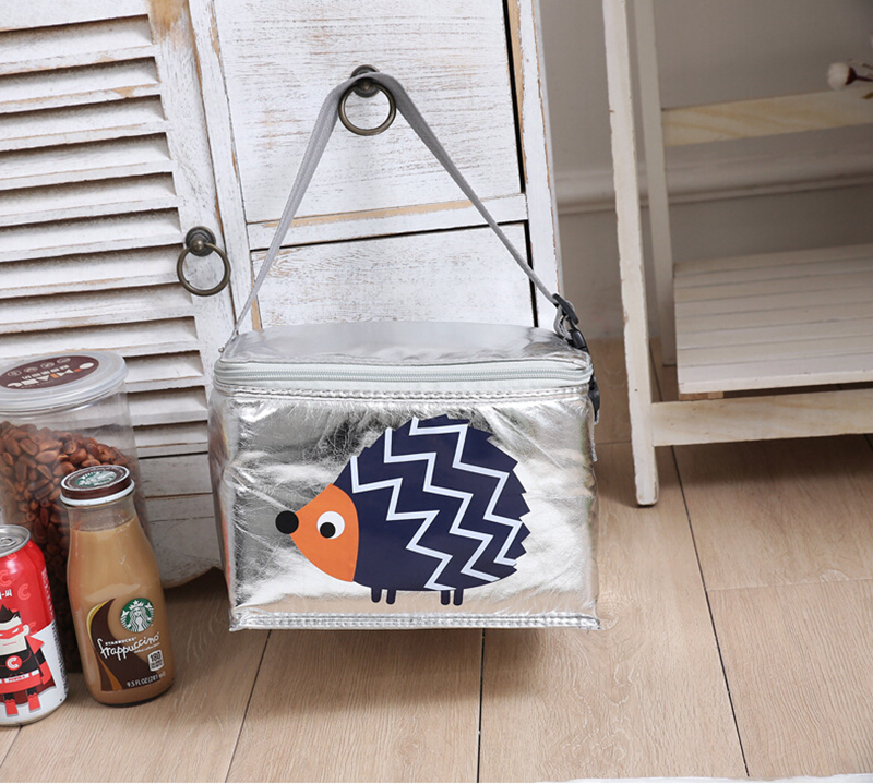 Cartoon parttern Lunch bag Insulated Lunch Box Tote Bag Container best lunch bag cooler